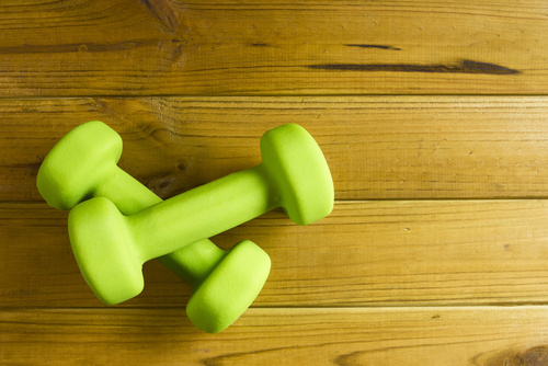 cancer weight training